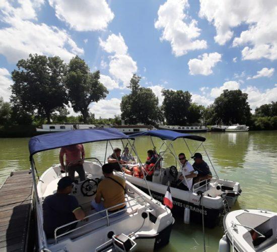 location de bateaux montauban