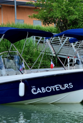 location bateau électrique montauban